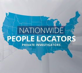 Icon People Locating