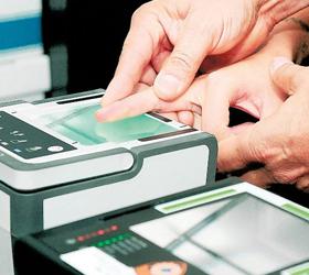 Icon Fingerprinting Services